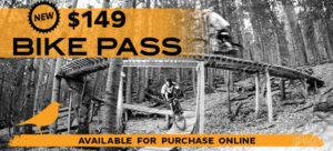NEW! Pajarito just announced a new mountain bike pass! Enjoy unlimited lift access during every hike & bike event for just $149. Or, purchase the Power Pass and receive unlimited summer access at Pajarito plus unrestricted winter access to Pajarito, Sipapu, Purgatory and Arizona Snowbowl!